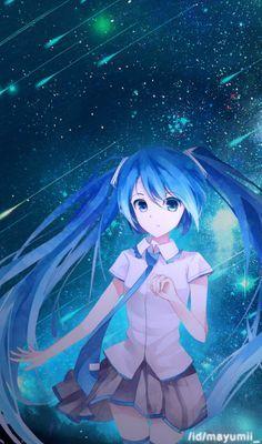 Steams gemenskap ::  :: 💙3142  👥5025 ~ Hatsune Miku / Blue Tranquility 🌟 ブルー・トランキリティ🌟