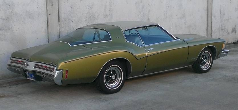 Hemmings Find Of The Day 1973 Buick Riviera Hemmings Daily Buick Riviera Buick Buick Cars
