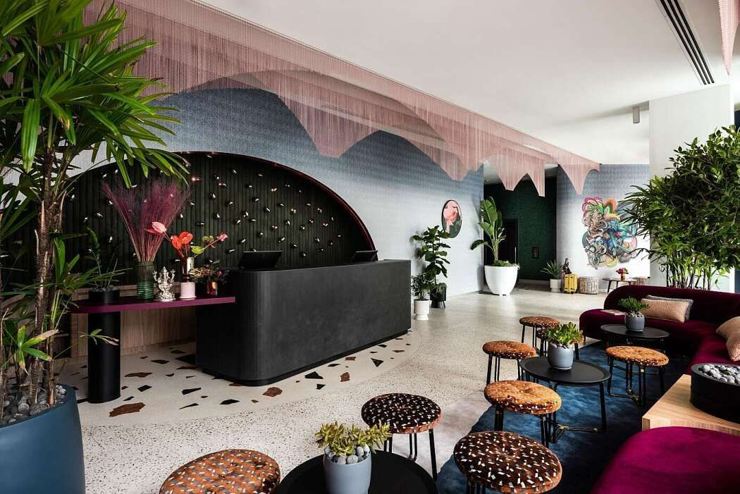 Home Interior Decoration Ovolo the Valley by Woods Bagot.Home Interior Decoration  Ovolo the Valley by Woods Bagot