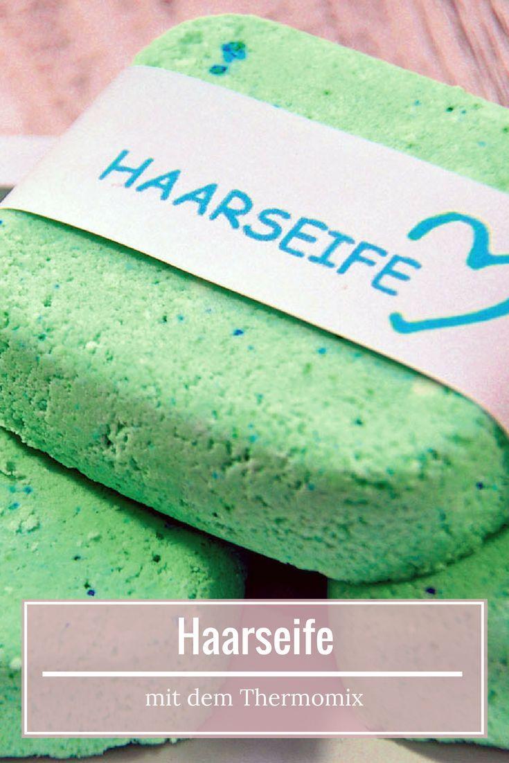 Haarseife selber machen #homemadeskincare
