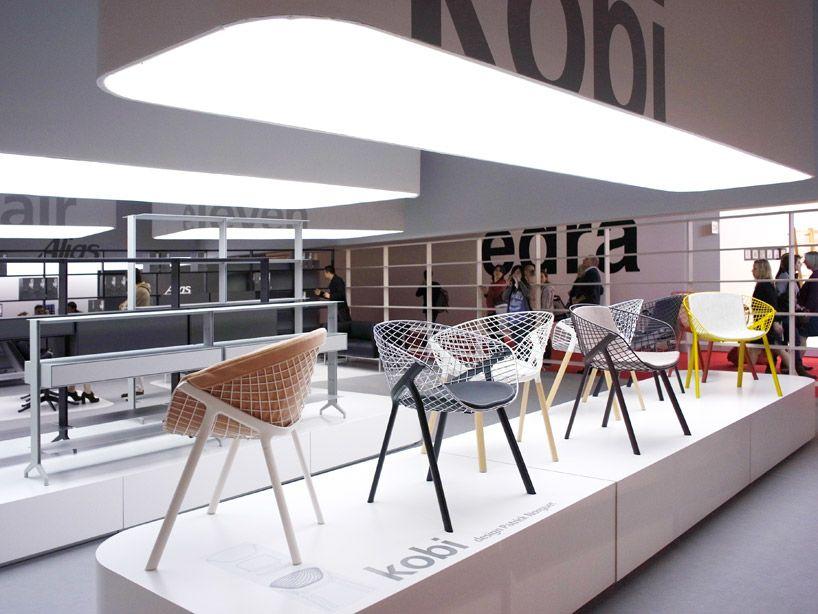 Patrick norguet kobi chair for alias for Alias shop milano