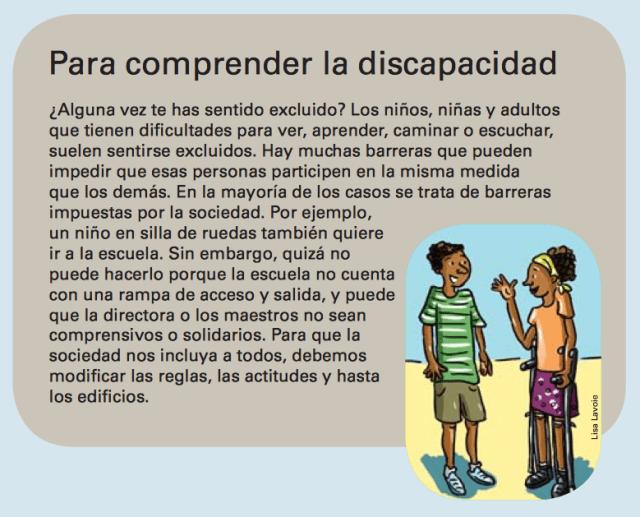 Derechos Personas Discapacidad Discapacidad Aprendizaje Emocional Frases Sobre Discapacidad