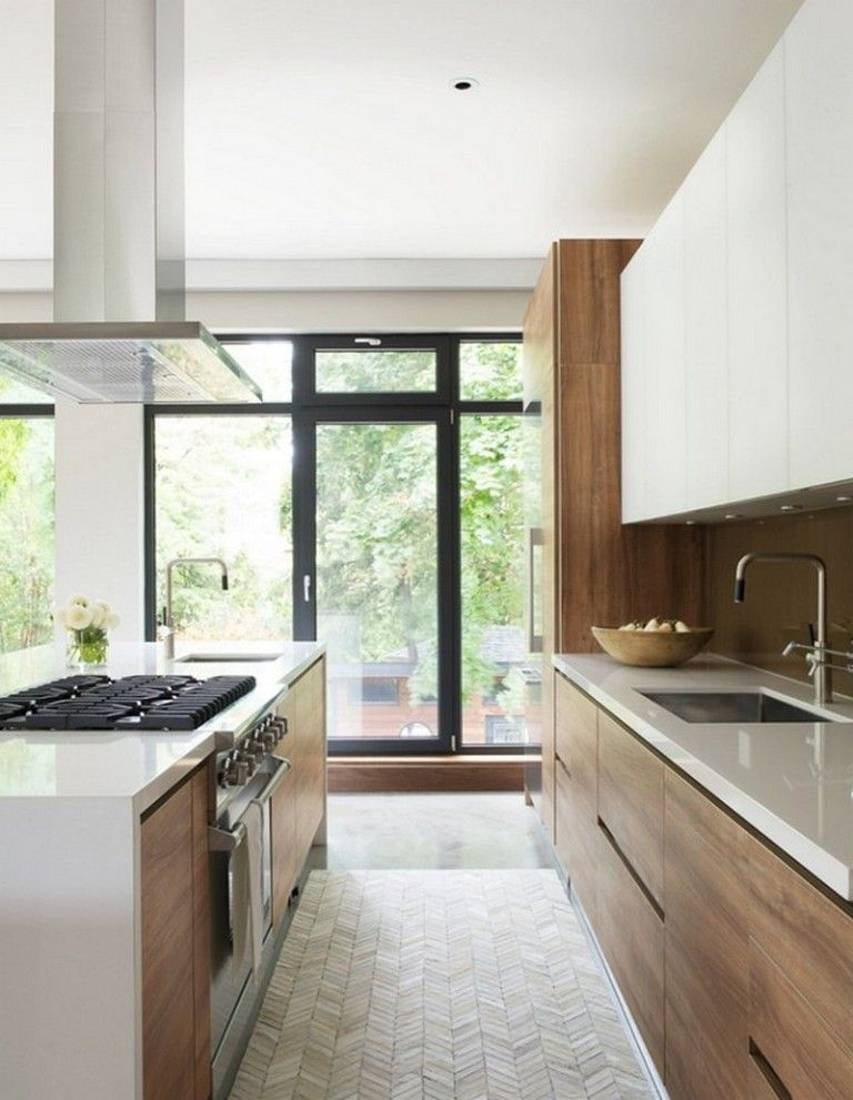 Best 190 Exciting And Inspiring Modern Contemporary Kitchens 400 x 300