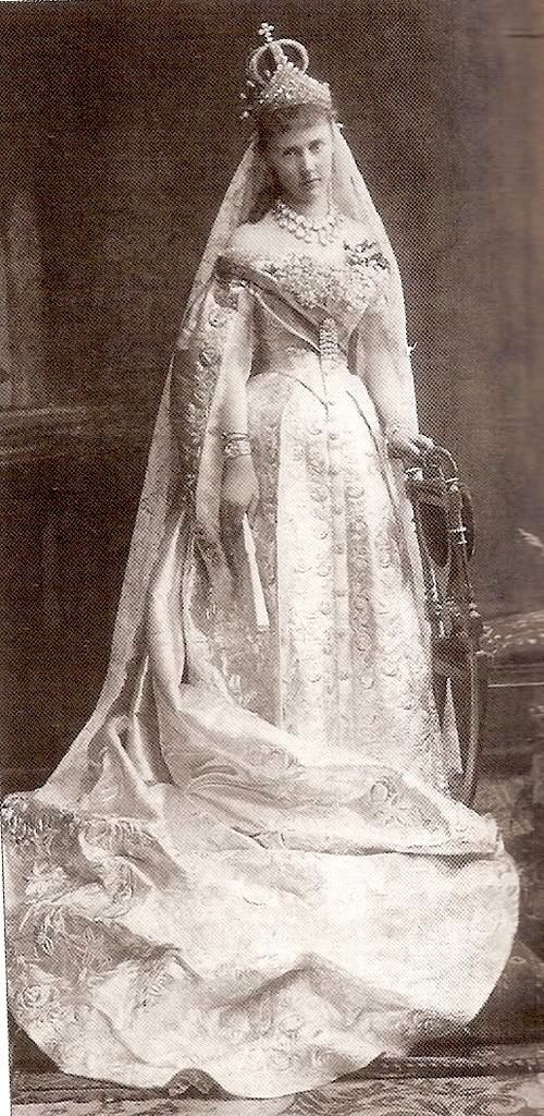 Russian Wedding Dresses