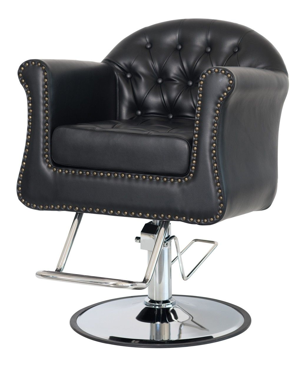 Salon Style New Yorkais brooklyn styling chair | salon styling chairs, salon chairs
