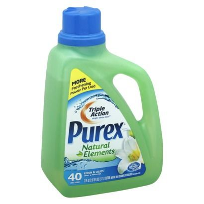 Purex Ultra Concentrate Linen And Lilies Laundry Detergent 72 Oz