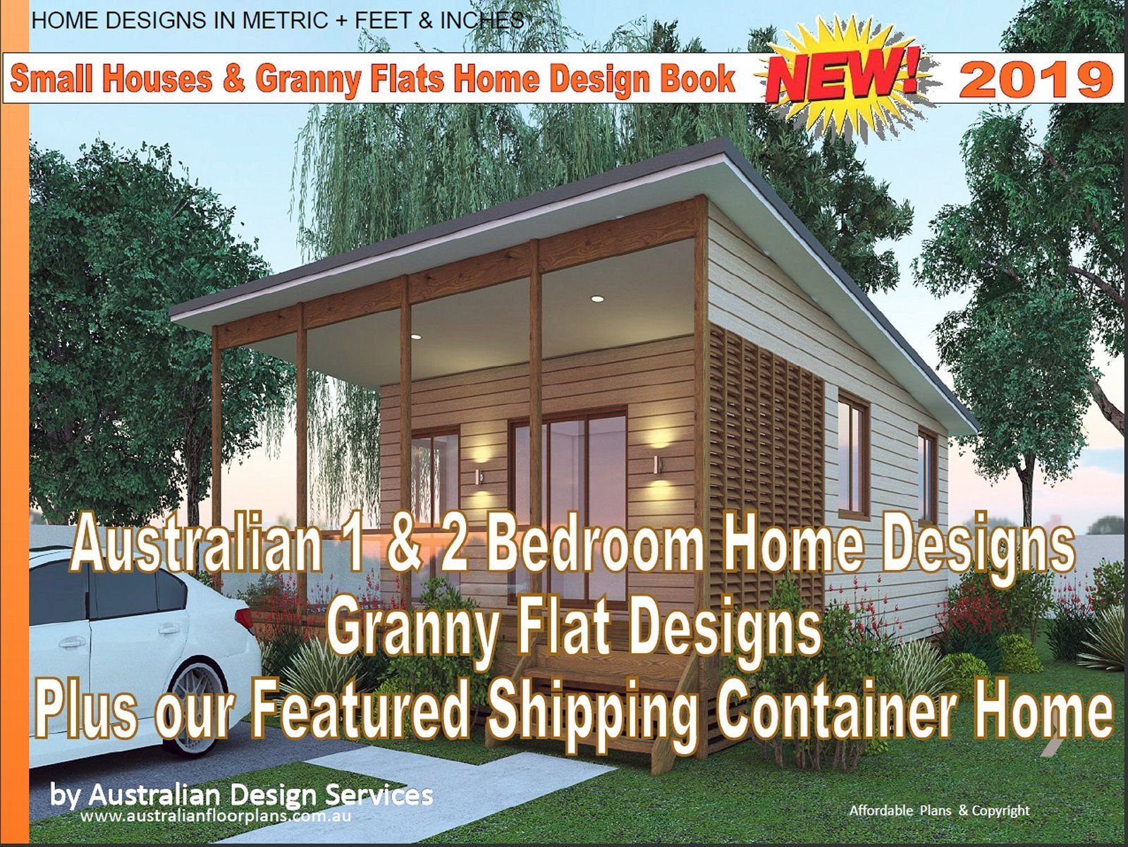 1 2 Bedroom Small And Tiny House Plans Best Selling House Etsy Container House Plans Shipping Container House Plans House Plans Australia