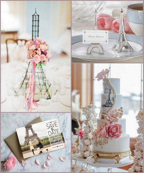 paris themed wedding ideas with eiffel tower design from eiffeltower paris themed. Black Bedroom Furniture Sets. Home Design Ideas