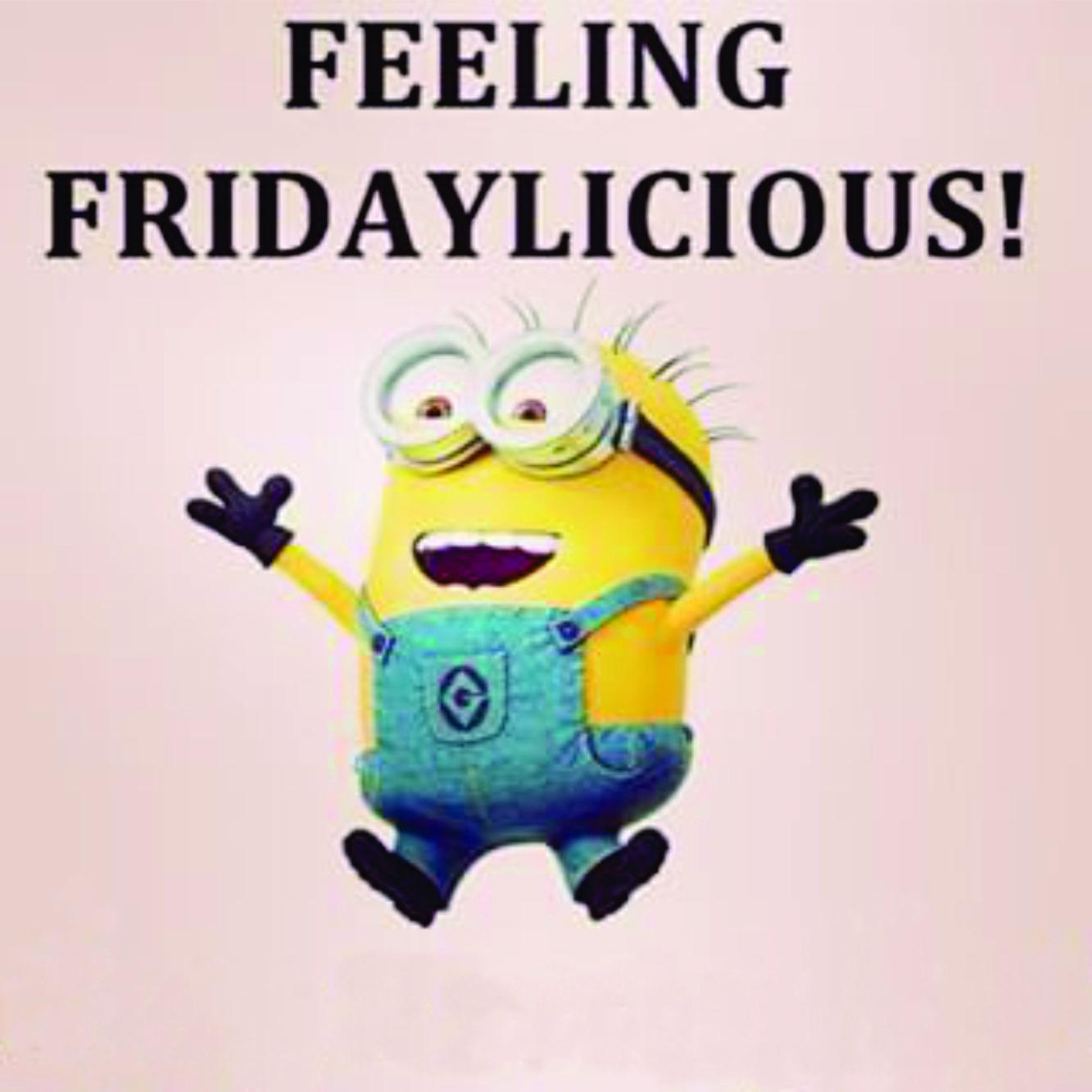 Feeling Fridaylicious...Isn't it??? ;)   Feelings, Funny ...