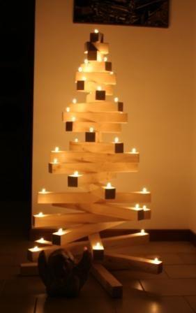 Regali Di Natale Alternativi.Alberi Di Natale Alternativi E Uno Alberi Di Natale In