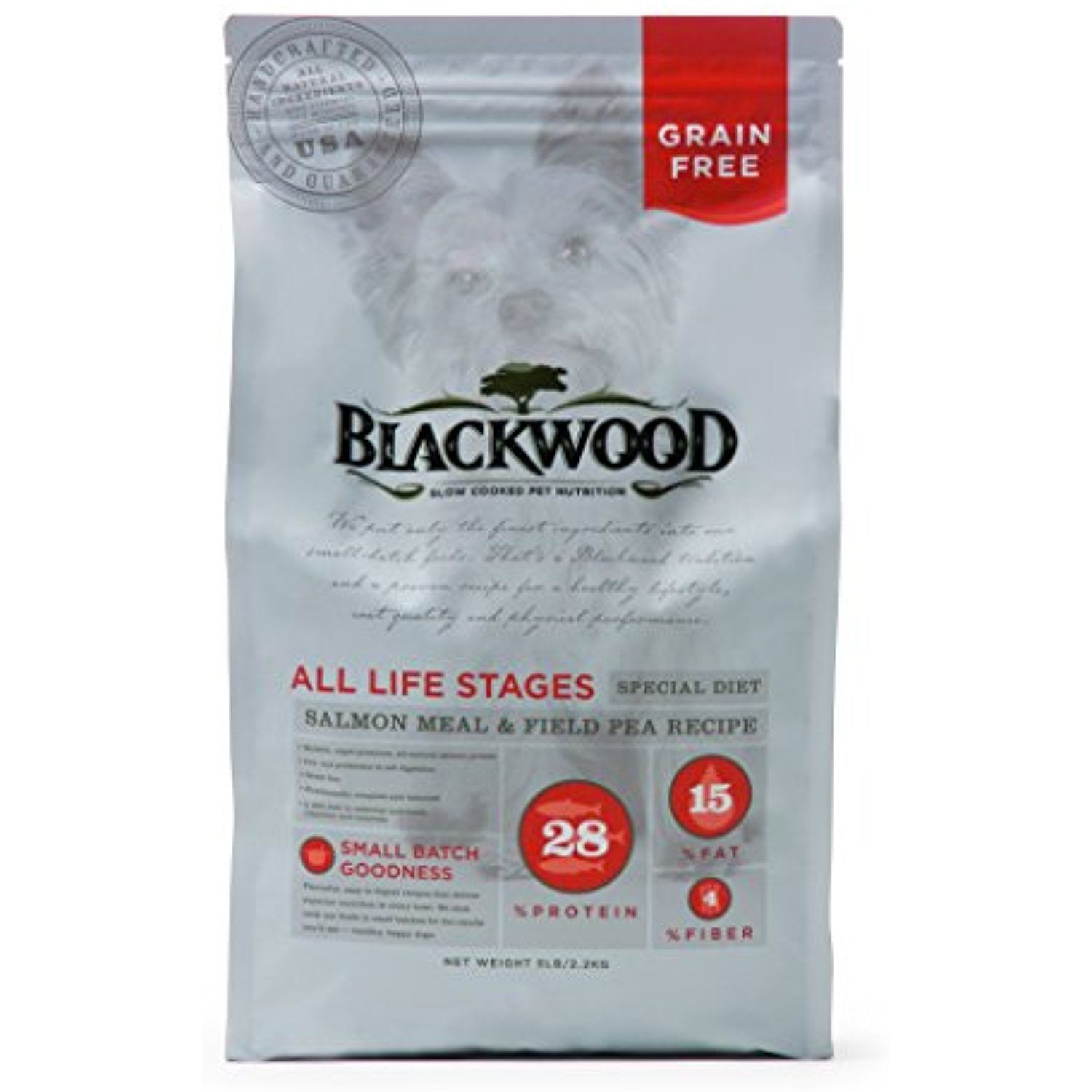 Blackwood Pet Food 22323 All Life Stages Special Diet Grain Free Salmon Meal Field Pea Recipe 30lb To Have M Salmon Recipes Pea Recipes Dry Dog Food