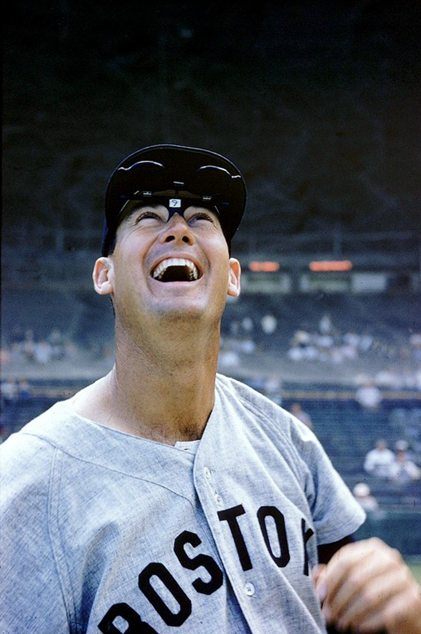 Pin by Bert Logan on Ted Williams (With images) Ted