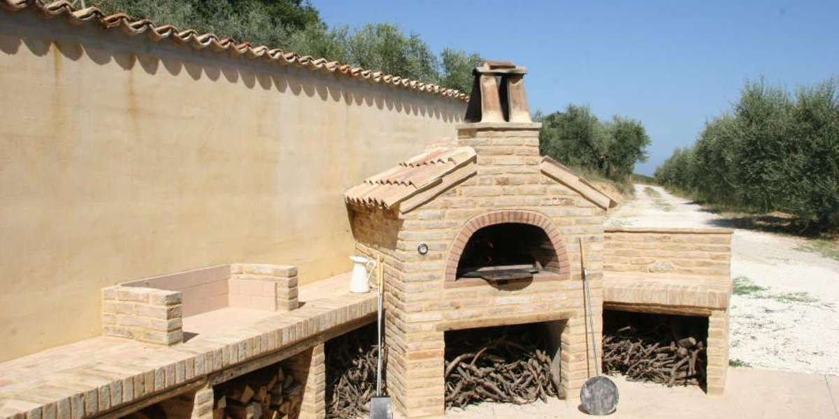 Di Fiore Forni Wood Burning Ovens Outdoor Kitchen Ideas