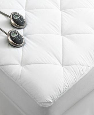 Slumber Rest Premium Heated California King Mattress Pad Heated Mattress Pad Mattress Pad Mattress