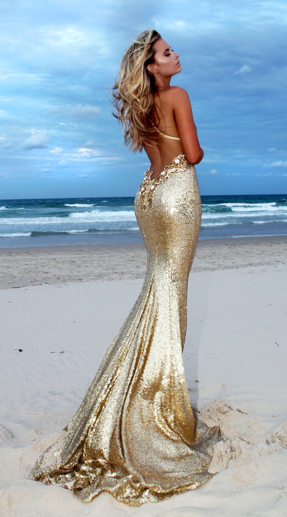 Gold angel enchanted evenings pinterest formal prom and angel