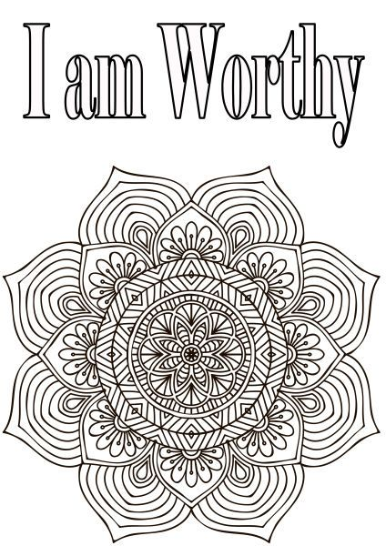 Mandala Monday Color Me Happy By The Letters Of Gratitude Team