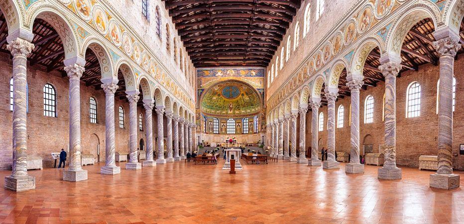 Sant'Apollinare in Classe by Davide Mazzocchi Photo