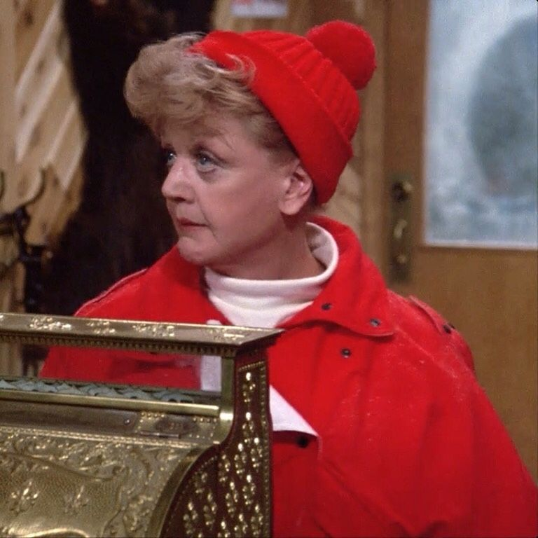 Pin on The Awesome Jessica Fletcher