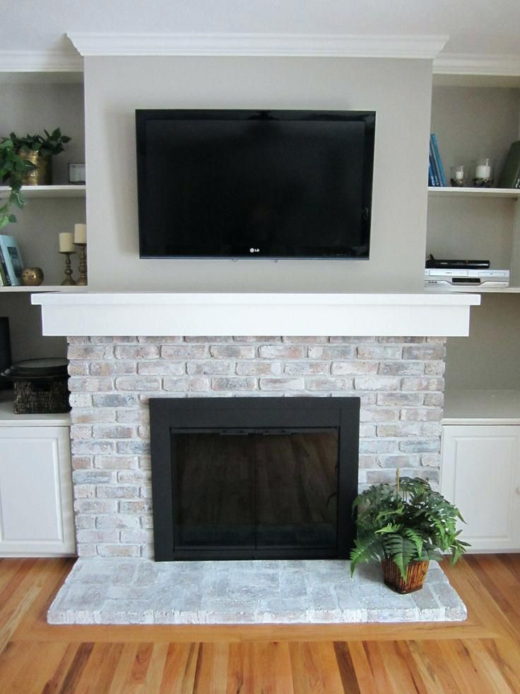 Image result for old fireplace ideas (With images) Brick