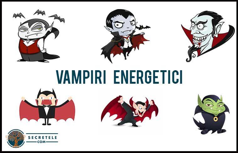 Vampirii energetici sunt acele persoane care se hrănesc prin intermediul energiei emoționale. Caută în permanență persoane, pe care să le sece de energie, persoane care au probleme încredere în sine. Oricine poate fi vampir energetic, așa că citește cu atenție acest articol. Este foarte important să faci diferența între tipurile de energie ale vampirilor energetici. …