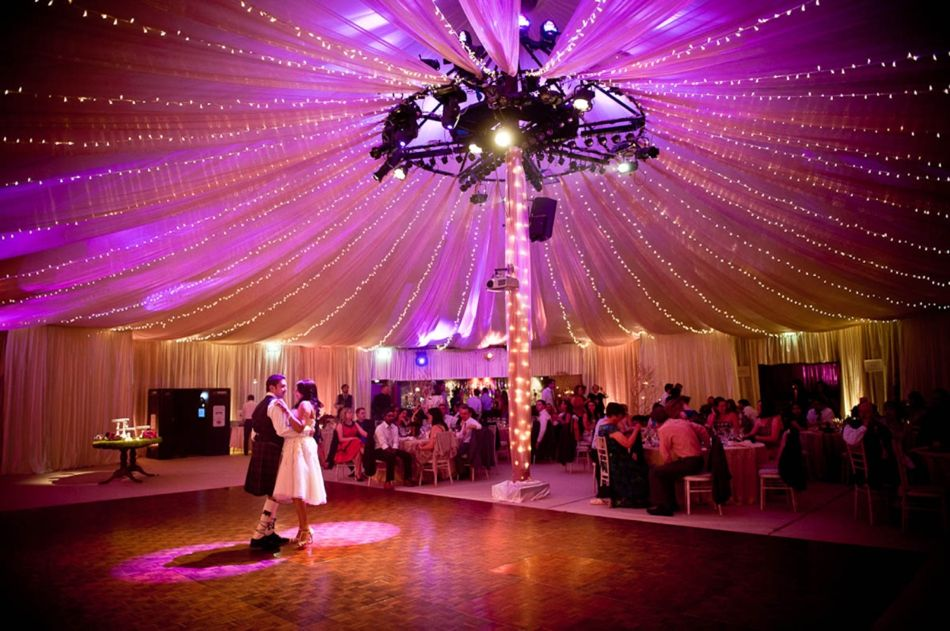 Prestonfield stables is a wonderfully atmospheric venue for a big ...