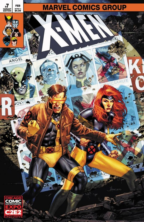 X Men 7 Reviews En 2020 Arte Super Heroe Xmen Patrulla X