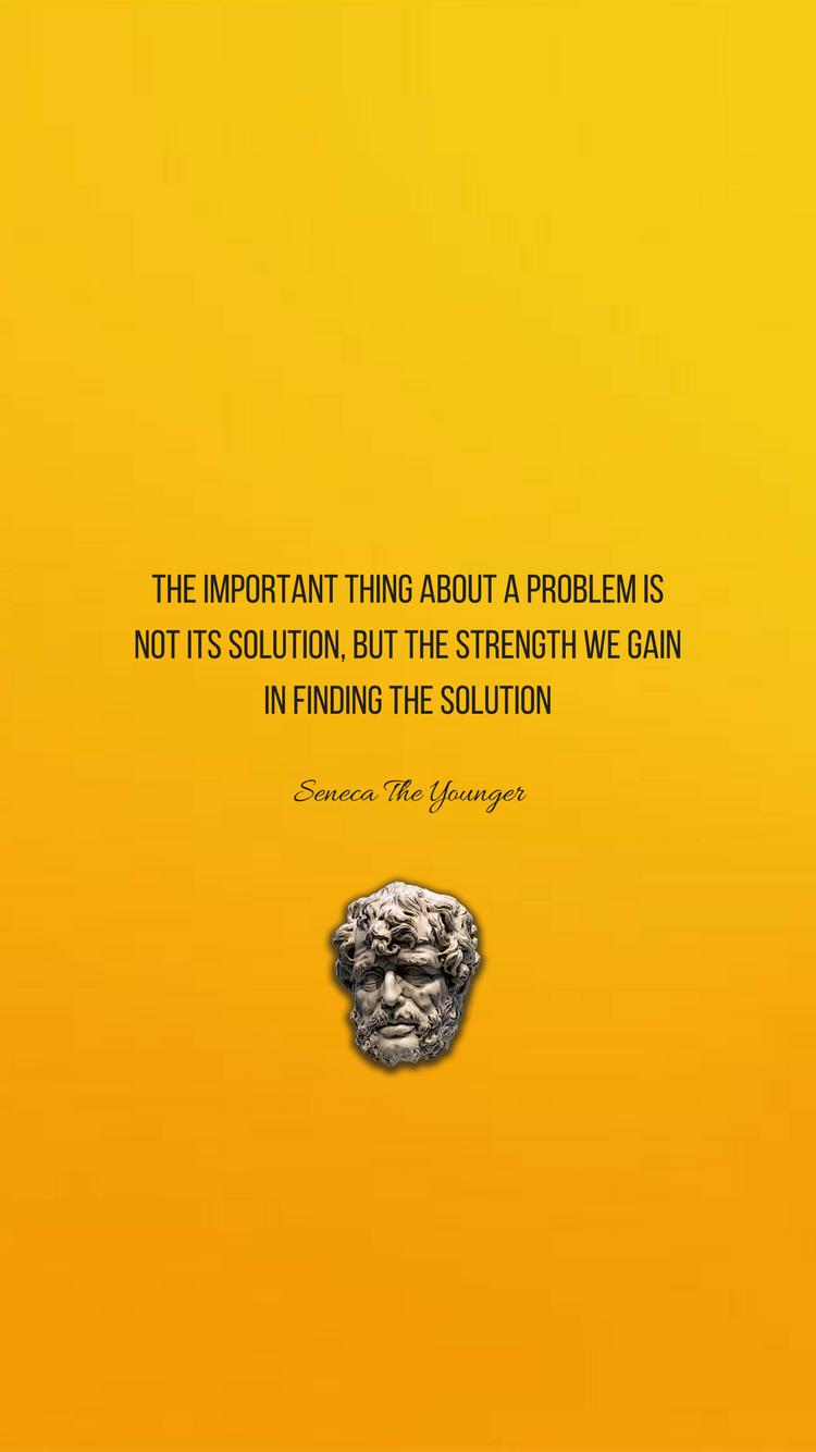 Stoicism Senecatheyounger Wallpaper Stoicism Quotes Stoic Quotes Wisdom Quotes