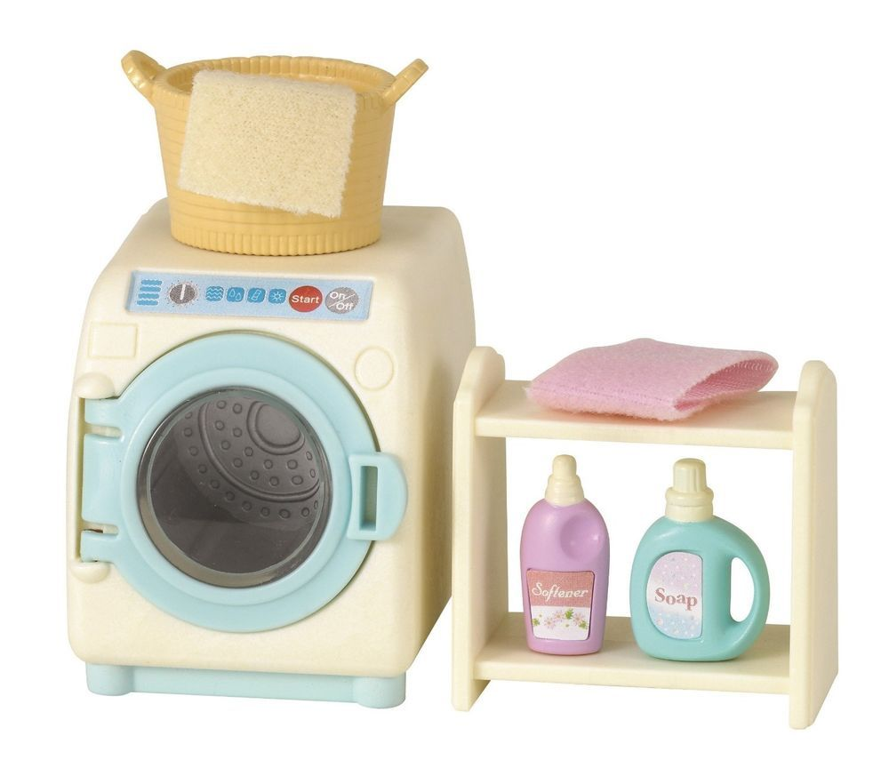 Sylvanian Families LAUNDRY SET Epoch Calico Critters ...