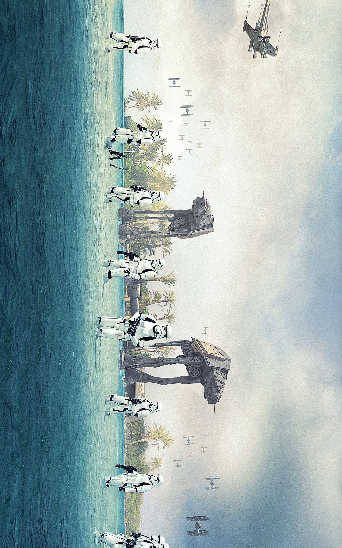 Rogue One A Star Wars Story (2016) Desktop Wallpaper