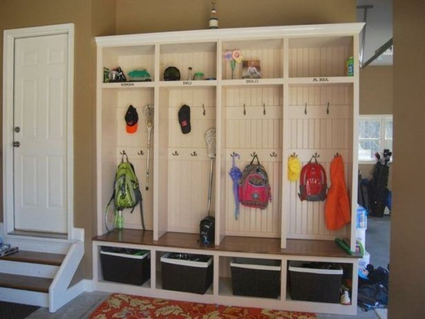 Furniture Mudroom Coat Hooks Locker