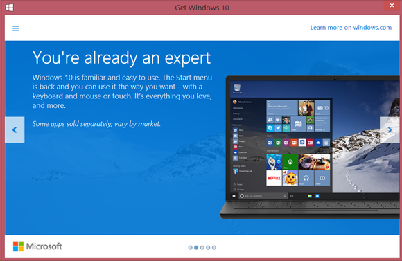 It's official: #Microsoft says you can download the final version of #Windows10 on July 29