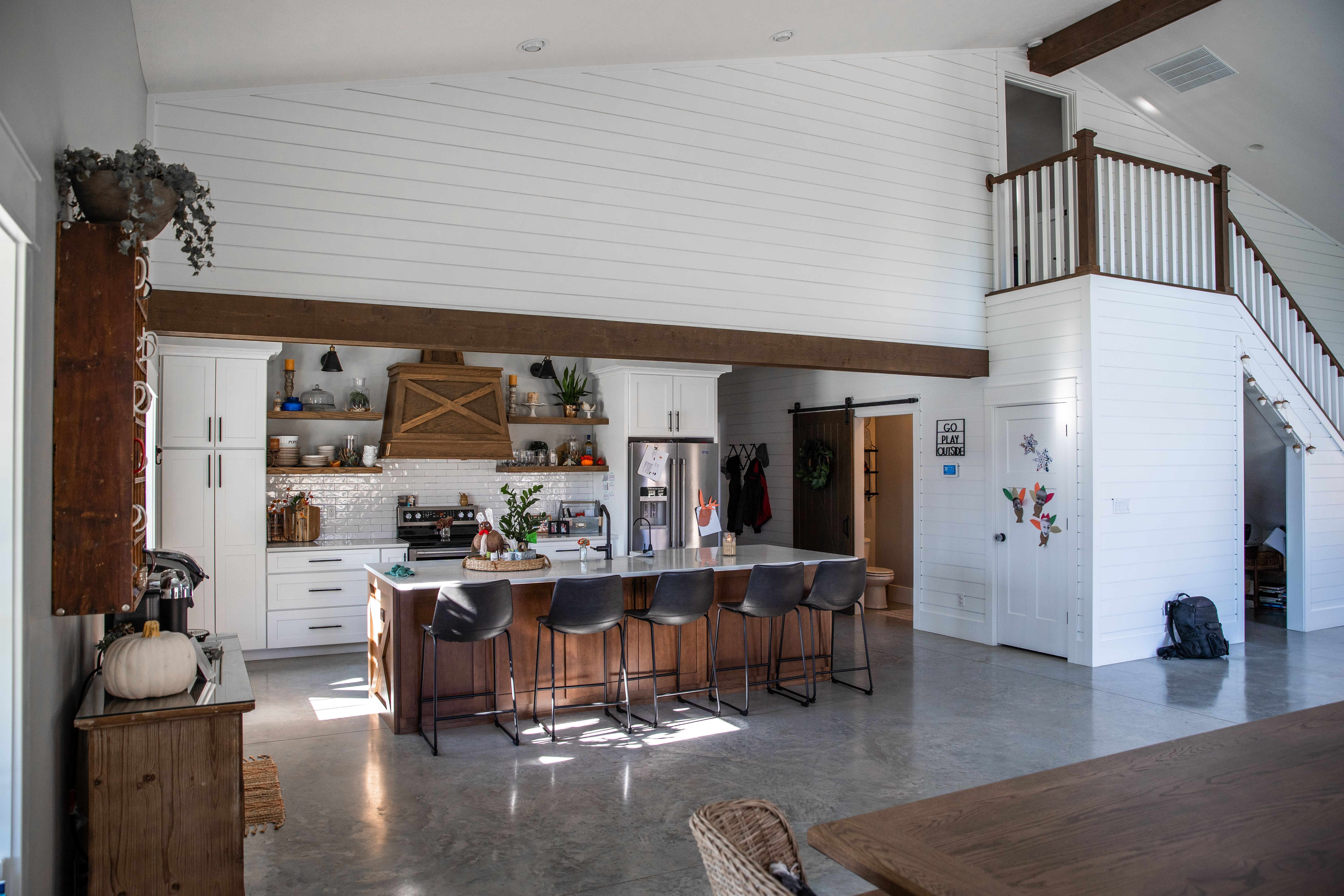 5 Ways To Finish The Interior Of Your Pole Barn In 2020 Barn