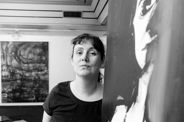 A artista portuguesa Natália Gromicho