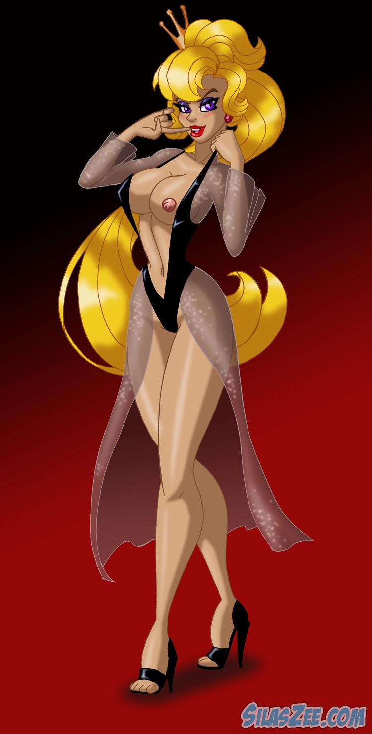 princess daphne nude