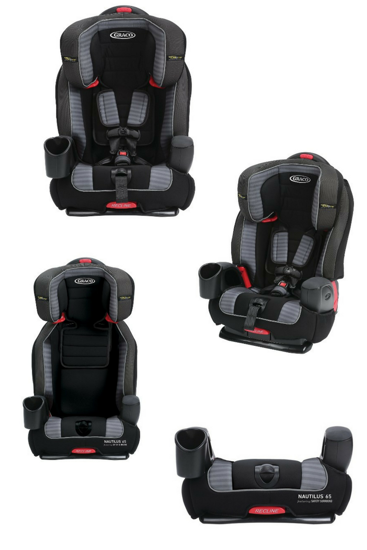 We Absolutely Love The GracoR NautilusTM 3 In 1 Car Seat With Safety Surround For Little Man It Is Best Carseat Have Purchased Ever