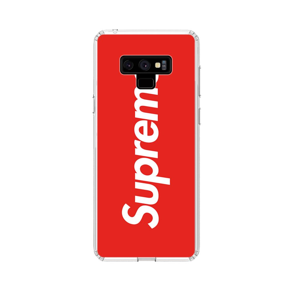 hot sales 41408 7bf5e Red Supreme iPhone XS Max Case | iphone | Galaxy note 9, Galaxy note ...