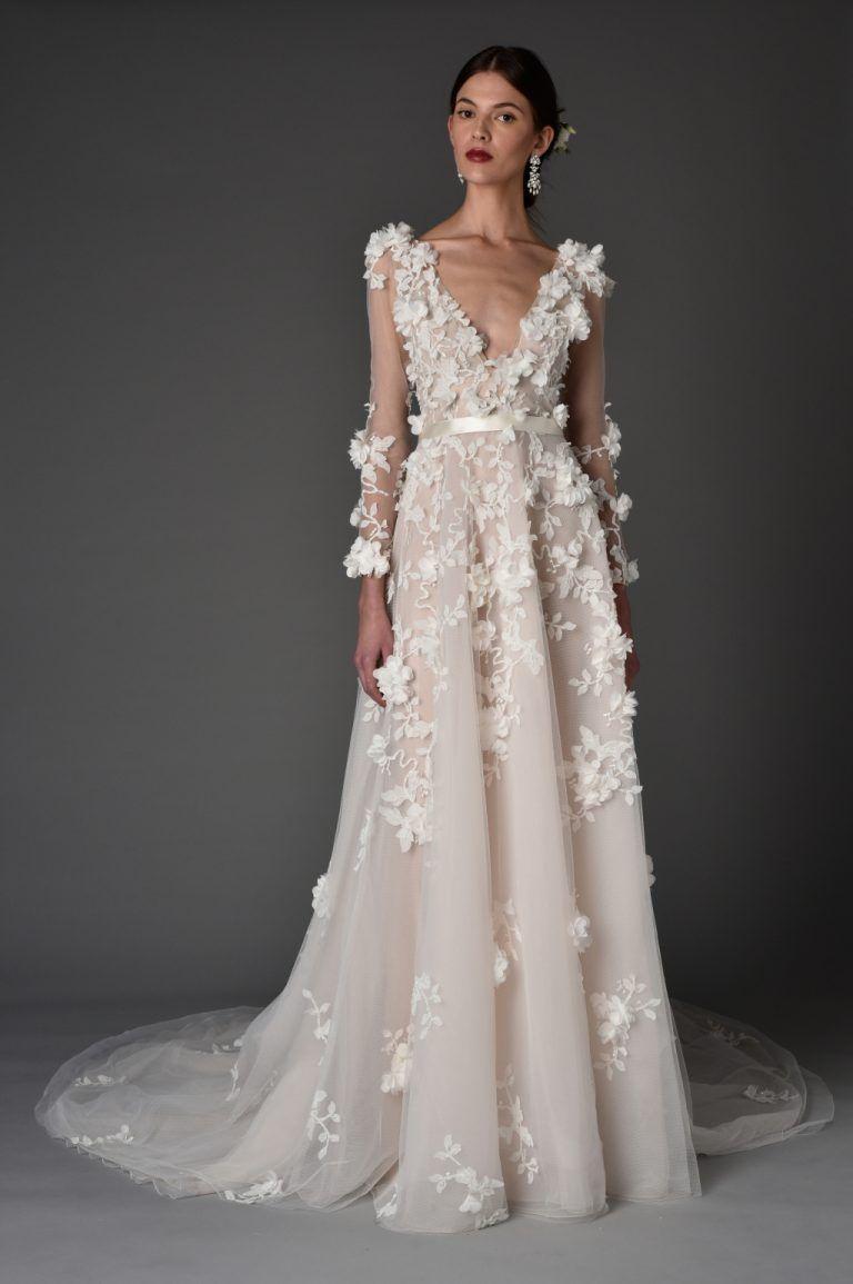 insanely beautiful wedding dresses marchesa bridal marchesa