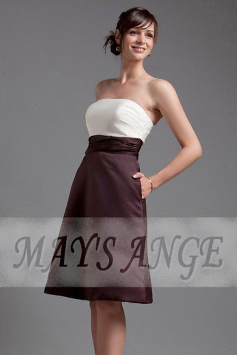 c26bf359533 Robe Prune-robes de cocktail-maysange
