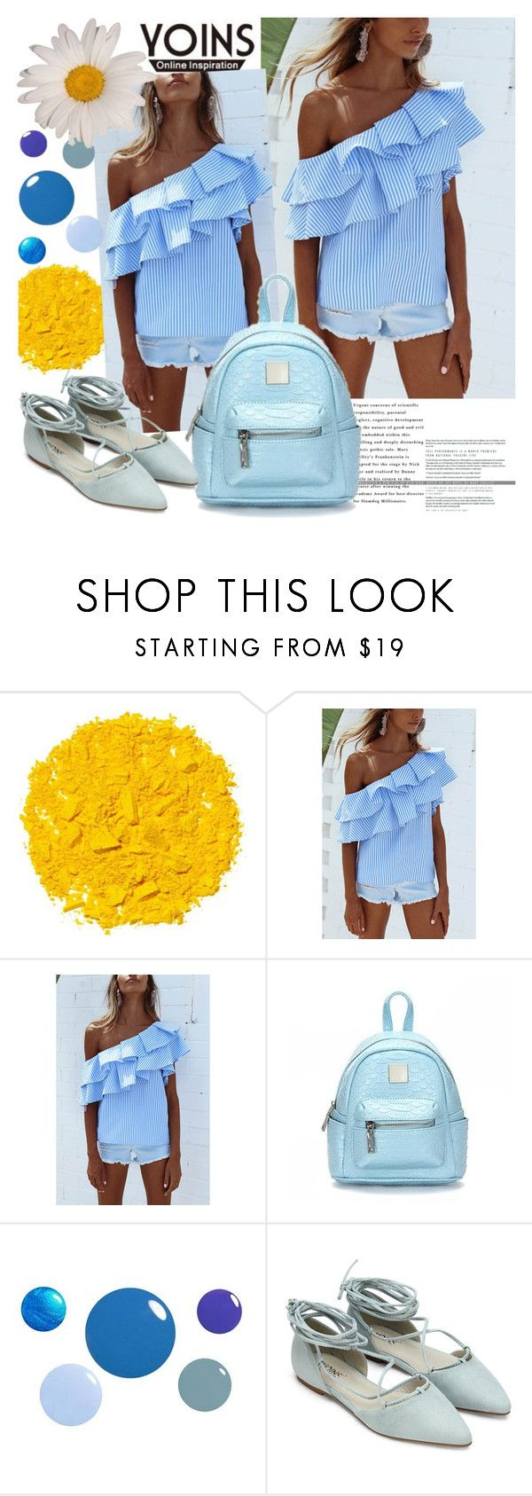 """""""YOINS"""" by gaby-mil ❤ liked on Polyvore featuring Illamasqua, yoins, yoinscollection and loveyoins"""