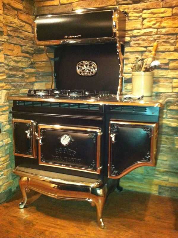 Elmira Stove Gas Range And Convection Oven Works Very Well