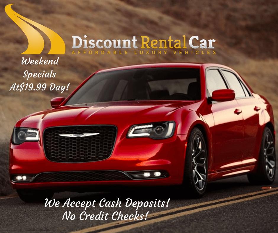 Happy Friday Discount Rental Car 2305 E Sahara Ave Suite B Las Vegas Nv 89104 702 597 0519 No Credit Checks No Credit C Car Rental Credit Check Rental
