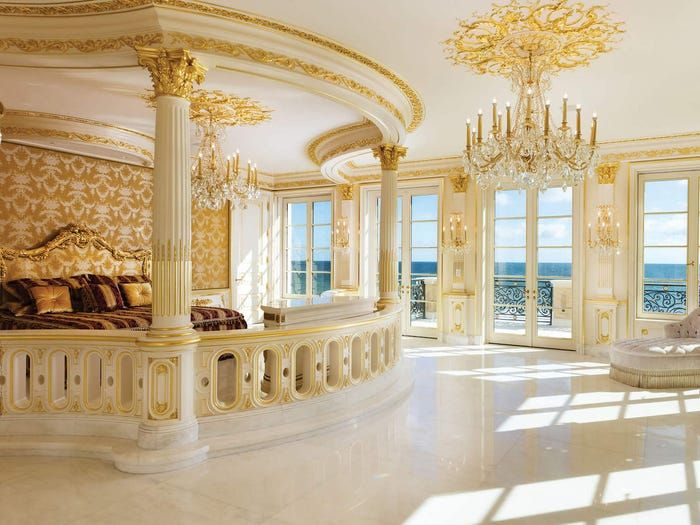 Photo of An extravagant Florida mansion that's modeled after the Palace of Versailles sold at auction for a $115 million price cut — here's a look inside
