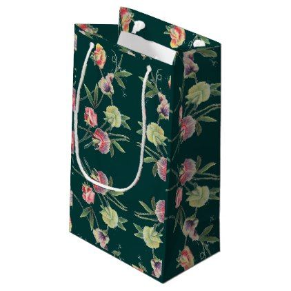Fl Design Sweet Pea Small Gift Bag Pink Gifts Style Ideas Cyo Unique