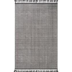 Photo of benuta Kurzflor Teppich Laila Beige/Schwarz 230×340 cm – Moderner Teppich für Wohnzimmer benuta