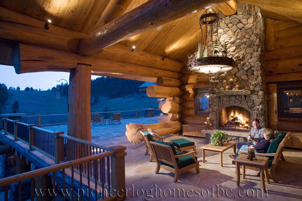 Loveland, CO Log Home Picture Gallery Log homes, Home