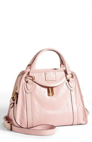 MARC JACOBS  Classic Wellington  Leather Satchel available at  Nordstrom 0b01818ed9d69