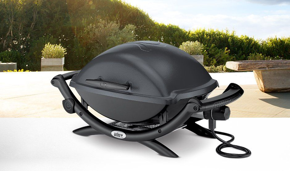 Weber Q 2400 Electric Grill Review Is It Realy That Good Electric Bbq Best Electric Grill Grilling
