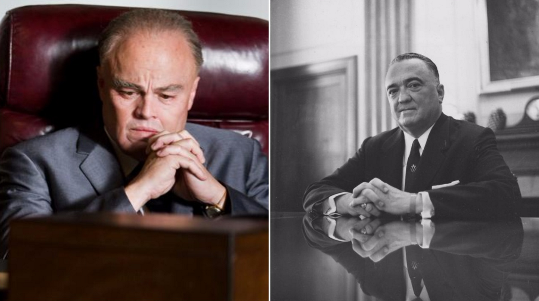 Leonardo DiCaprio as J. Edgar Hoover (J. Edgar, 2011)