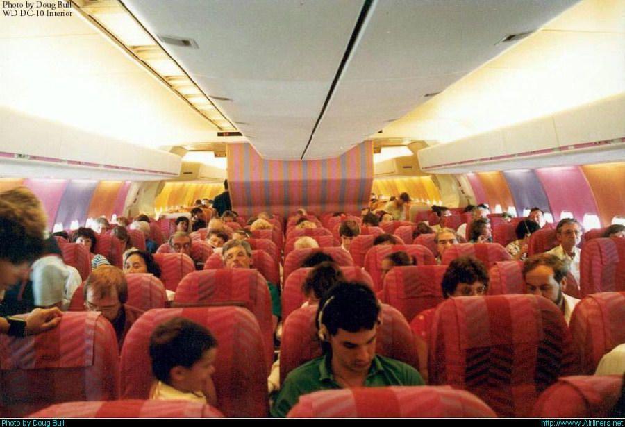 Wardair McDonnell Douglas DC1030. This design is derived