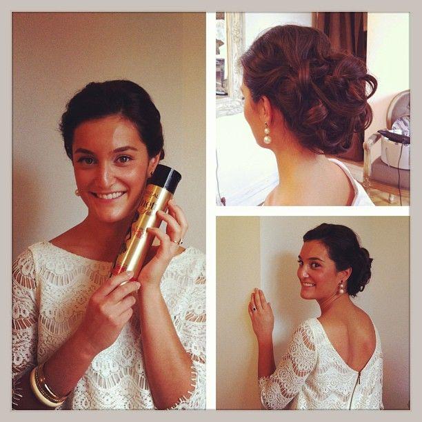 Epingle Par L Oreal Paris France Sur Hair Beauty Coiffure Mariage Coiffure Coiffure Mariee